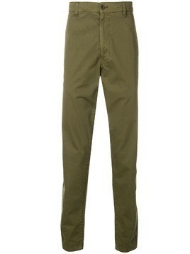 Aspesi straight-leg trousers - Green