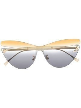 Fendi Eyewear cat-eye sunglasses - Grey