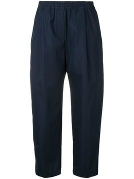 Aspesi cropped trousers - Blue