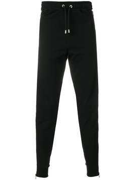 Versus - logo track pants - Herren - Cotton - S - Black