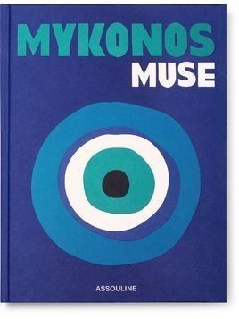 Assouline Mykonos Muse book - AS SAMPLE