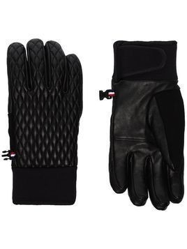 Fusalp Athena logo patch gloves - Black