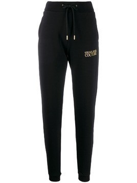 Versace Jeans Couture slim-fit sweatpants - Black