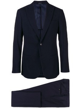 Giorgio Armani two-piece formal suit - Blue