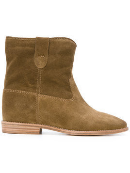 Isabel Marant Crisi boots - Brown