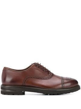 Henderson Baracco lace-up oxford shoe - Brown