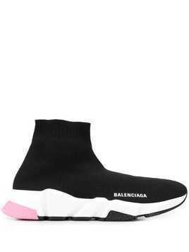 Balenciaga Speed sock sneakers - Black