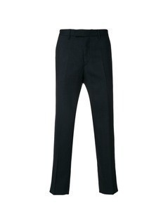 Stella McCartney cropped trousers - Blue
