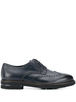 Henderson Baracco derby shoes - Blue