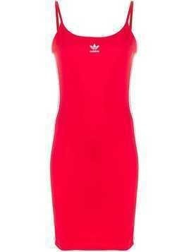 adidas knitted dress - Red