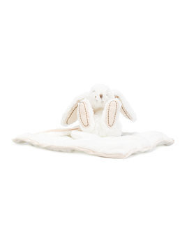 Tartine Et Chocolat bunny soft toy & blanket - White