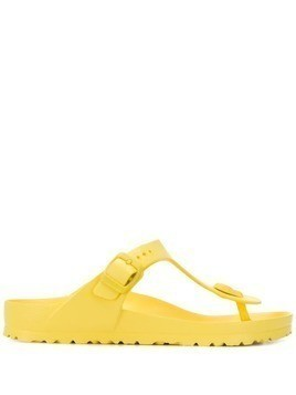 Birkenstock Gizeh slip-on sandals - Yellow