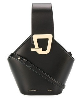 Danse Lente buckle bucket bag - Black