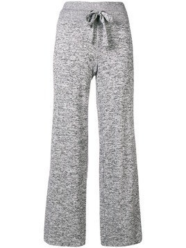 DKNY drawstring track trousers - Grey
