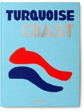 Assouline Turquoise Coast book - AS SAMPLE