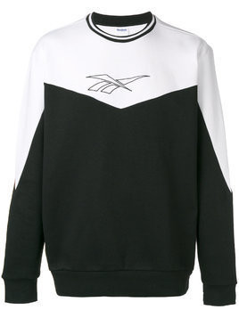 Reebok Vector crew-neck sweatshirt - Black