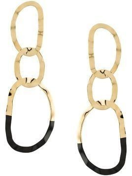 Isabel Marant triple hoop earrings - GOLD