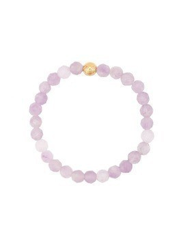 Nialaya Jewelry faceted stone bracelet - PURPLE