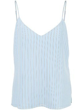 L'agence striped cami - Blue