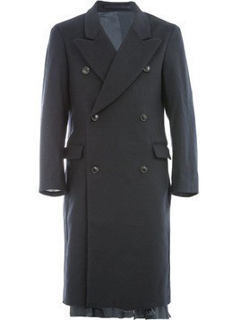 Hed Mayner double breasted coat - Blue