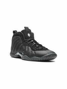 Nike Little Posite One high-top sneakers - Black