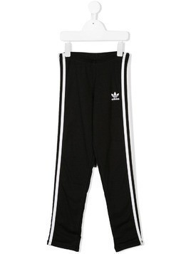 Adidas Kids three stripes leggings - Black