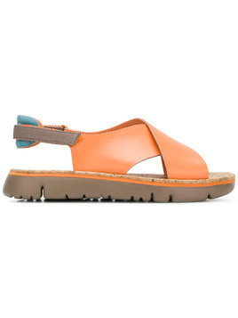 Camper Oruga sandals - Yellow