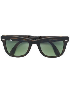 Ray-Ban Folding Wayfarer sunglasses - Brown