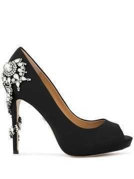 Badgley Mischka Royal pumps - Black