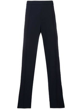 Valentino straight-leg trousers - Blue