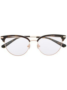 Bolon horn-rimmed glass frames - Black