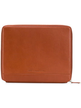 Want Les Essentiels De La Vie Narita computer case - Brown