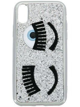 Chiara Ferragni Flirting iPhone X case - Metallic