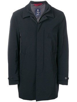 Fay car coat - Black