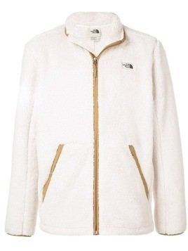 The North Face Campshire full zip jacket - White