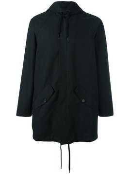 A Kind Of Guise zipped hooded jacket - Black
