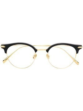 Bolon cat-eye shaped glasses - Gold