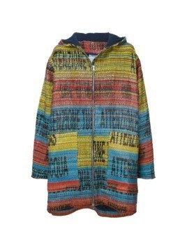 Bethany Williams Electrical parka coat - Multicolour