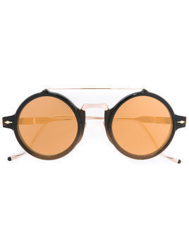 Jacques Marie Mage Eluard sunglasses - Brown