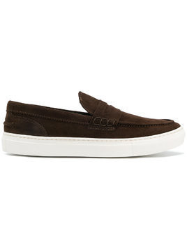 Fefè loafer sneakers - Brown