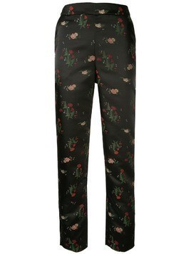 Macgraw Non Chalant trousers - Black