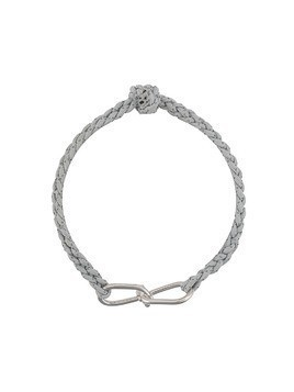 Annelise Michelson Small Wire Cord Bracelet - Grey