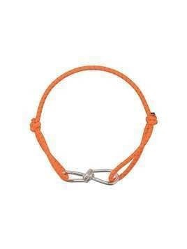 Annelise Michelson wire cord bracelet - Orange