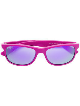 Ray-Ban square frame sunglasses - Pink & Purple