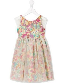 Cashmirino Floral print dress - Multicolour