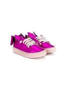 Minna Parikka Kids T-bow sneakers - Pink