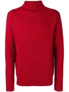 ANDERSEN-ANDERSEN classic turtleneck sweater - Red