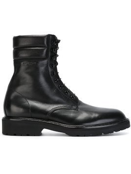 Saint Laurent 'Combat' boots - Black
