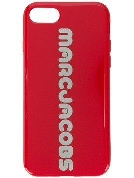 Marc Jacobs logo iPhone 7/8 case - Red