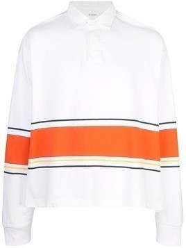 Digawel polo shirt - White